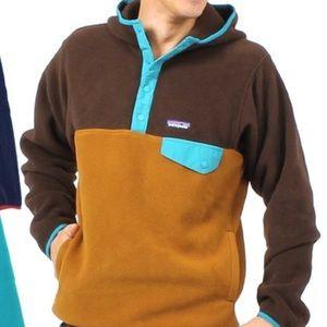 Patagonia hoodies